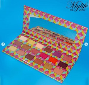 Paleta de Sombras Eyes Party -Mylife