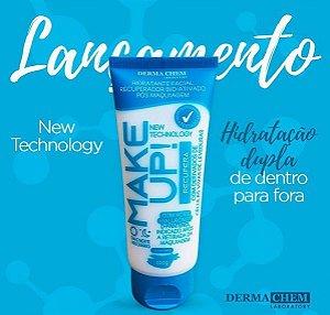Make Up Hidratante Facial Pós Maquiagem - Dermachen