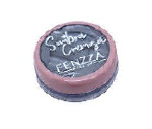 Sombra Cremosa Fenzza -Cor Cinza