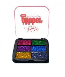 Paleta de Sombras Glitter- My life 3