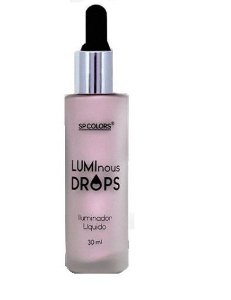 Iluminador Luminous Drops- SPColors Cor 1