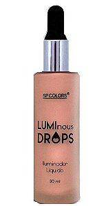 Iluminador Luminous Drops- SPColors Cor 3