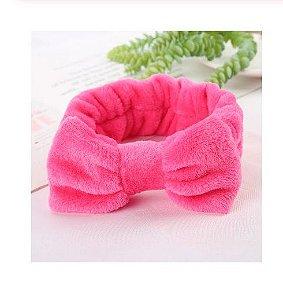 Faixa de Cabelo Laço Pink