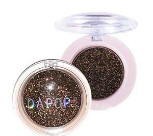 Glitter  Prensado Dapop - Cor Bronze 04