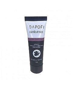 Máscara Esfoliante Carvão Ativado- Dapop