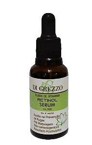 Fluido de Vitamina Retinol Serum Oil Free -Di Grezzo