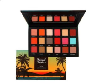 Paleta de Sombras Tropical Seashere - My Life 01