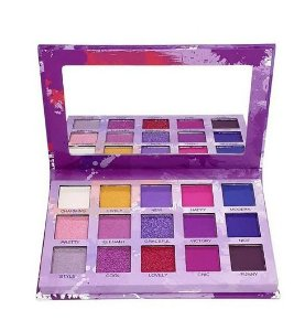 Paleta de Sombras Spotlight eyeshadow Purple- Luisance