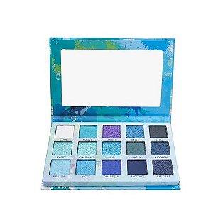 Paleta de Sombras Spotlight eyeshadow Blue- Luisance