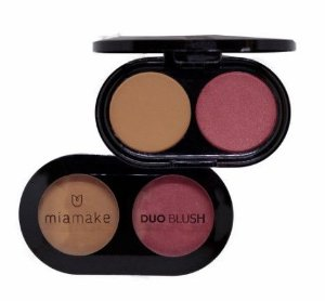 Duo Blush - Mia Make Cor 1