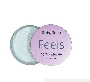 Pó Translucido Matificante Feels - Ruby Rose