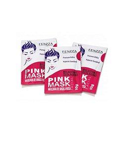 Máscara Facial Pink Mask Sache 10g - Fenzza