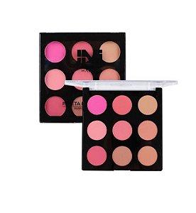 Paleta de Blush Uni Makeup