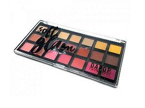 Paleta de 21 Cores Soft Glam - Dapop
