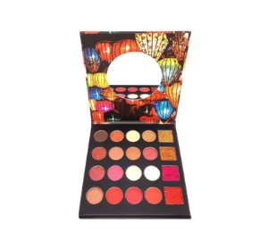 Paleta de Sombras Party  Lights - Pink 21