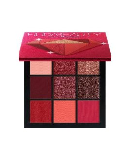 Paleta de Sombras  Huda Beauty -  Ruby Obssessions 2