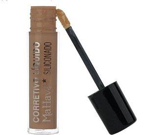 Corretivo Líquido Siliconado - Mahav Cor 06