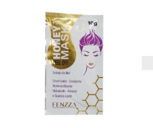 Máscara Facial Honey Sache 10g - Fenzza