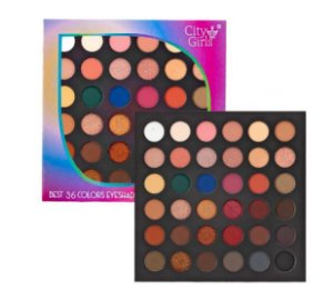 Paleta de Sombras Best 36 Colors Eyeshadow Collection