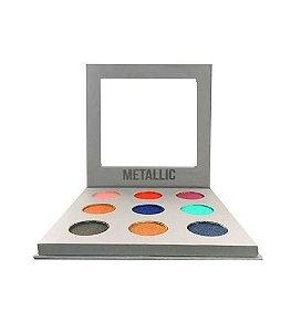 Paleta de Sombras Mettalic Bella Femme - BF10068