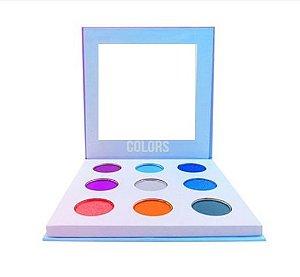 Paleta de Sombras Colors Bella Femme - BF10066