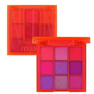 Paleta de Sombras Neon Rosa - My Life