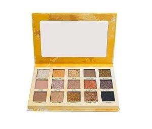 Paleta de Sombras Spotlight eyeshadow Gold- Luisance
