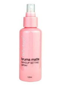 Bruma Matte Makeup Setting Spray- Belle Angel 120ml T061