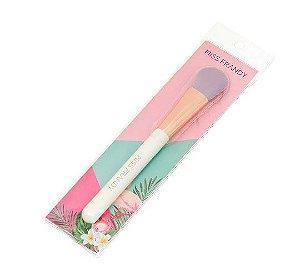 Pincel lingua de gato para base linha Flamingo - Miss Frandy