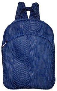 Mini Mochila Rafi Azul