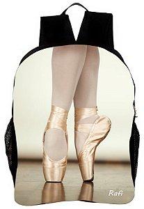 Mochila Rafi Dance Sapatilha Ballet