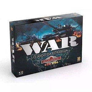 WAR - JOGO DE ESTRATÉGIA - GROW