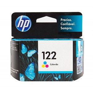 Cartucho HP 122 COLORIDO 2ml