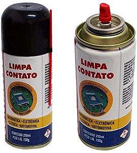 LIMPA CONTATO 210ml - IMPLASTEC