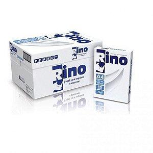 PAPEL SULFITE A4 RINO - CAIXA C/ 10 UNID.