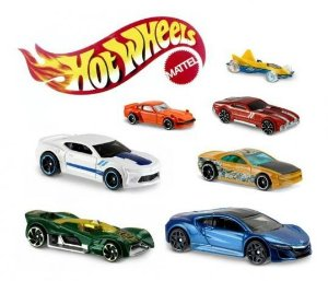 CARRINHOS HOT WHEELS SORTIDOS