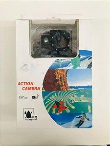 ACTION CÂMERA 4K ULTRAHD - 0800800