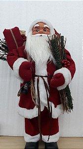 Boneco Papai Noel 60 cm