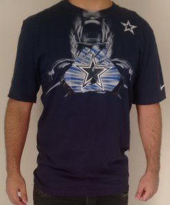 Camiseta Nike Dallas Comboys