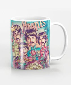 Caneca All We Need Is Beatles