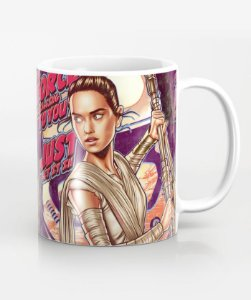 Caneca The Force Is Calling To You - Star Wars