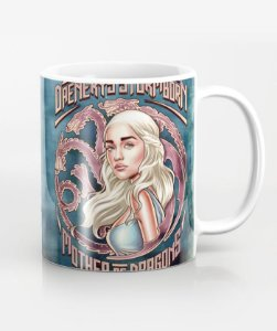 Caneca Mother Of Dragons - Game Of Thrones