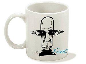 Caneca Série Filosofia - Foucault