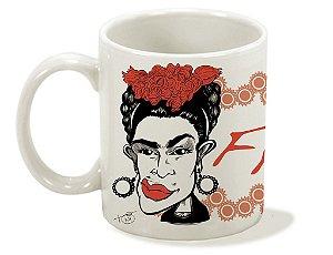 Caneca Série Mulheres Fantásticas - Frida