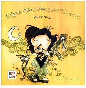 Livro Edgar Allan Poe Para Pequenos - Autografado!