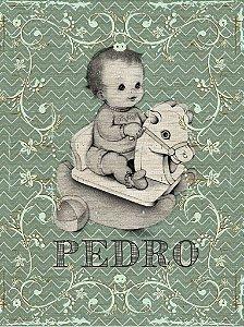 PORTA DE MATERNIDADE MODELO PEDRO