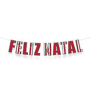 GUIRLANDA FELIZ NATAL (1,15 M)