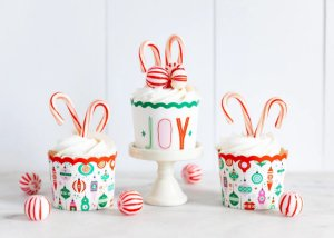 FORMAS PARA CUPCAKE JOY MY MIND'S EYE (50 UNIDADES)
