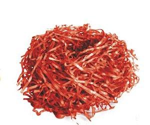 PALHA DE PAPEL DE SEDA VERMELHO (50 g)