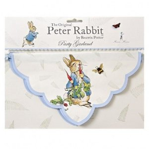 BANDEIROLAS PETER RABBIT